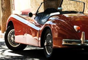 car classic-jaguar